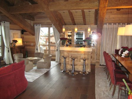 Amenagement Home_Staging à Megève